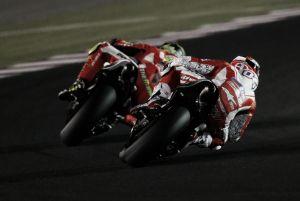 Las Ducati golpean primero en Qatar
