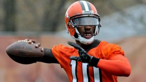 Robert Griffin III set to make Cleveland Browns debut in preseason action