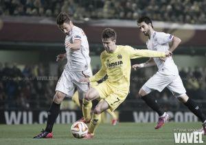 Fotos e imágenes del Villarreal 1-3 Sevilla, ida de octavos de final de Europa League