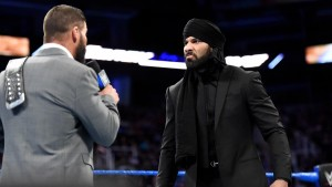Jinder Mahal Demoted