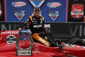 IndyCar: The Historic Impact Of The MAVTV 500