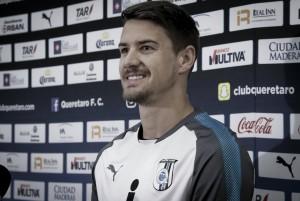 Everaldo Stum sueña con ser goleador en el Clausura 2018