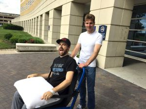 IndyCar: James Hinchcliffe Released From Hospital