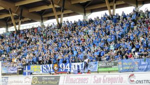 Atl. Astorga-Real Oviedo: partido histórico en La Eragudina