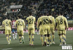Fotos e imágenes del Villarreal 2-0 Granada, de la 22ª jornada de Liga BBVA