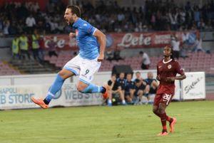 Napoli: contro lo Slovan vietato fallire