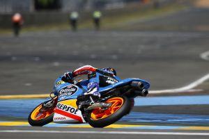 """Álex Rins: """"Empiezo a disfrutar encima de la moto y a pasármelo bien"""""""