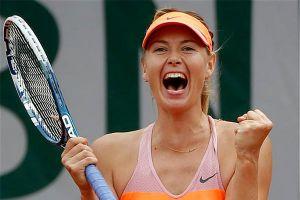 Roland Garros - Sharapova vince in rimonta, è in finale con Halep