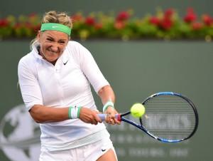 WTA Indian Wells: Intense Victoria Azarenka Dominates Weary Magdalena Rybarikova To Reach Semifinals