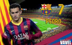 FC Barcelona 2014/15: Pedro