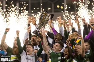 Portland Timbers Launch Bid To Repeat
