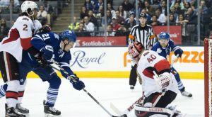 Maple Leafs At Senators Game Postponed