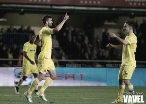 Fotos e imágenes del Villarreal 4-1 Celta de Vigo, de la jornada 26ª de Liga BBVA
