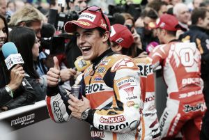 "Marc Márquez: ""Sachsenring es un circuito que me gusta"""