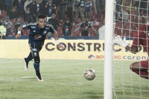 El goleador azul, afuera por lesión