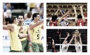 Championnats du Monde de volley-ball 2014 (Groupe B) : le Brésil qualifié, Cuba et l'Allemagne vainqueurs
