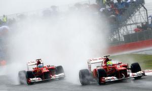 Resultado Clasificación del GP de Gran Bretaña de Formula1 2013