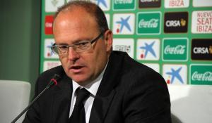 """Mel: """"Este Betis, que roce Europa es un éxito; lo logre o no"""""""