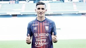 Fayçal Fajr pone fin a su etapa en Getafe