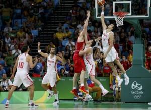 Rio 2016, Basket - Le 12 foto più belle del torneo maschile