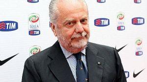 Napoli: De Laurentiis scherza col fuoco