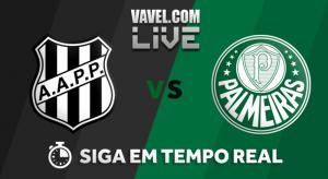 Jogo Ponte Preta x Palmeiras AO VIVO no Campeonato Paulista 2018 (0-0)
