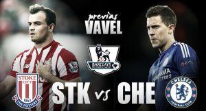 Stoke City - Chelsea: volver al lugar del crimen
