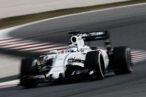 Testes em Barcelona - Dia 1: Williams mostra o seu potencial