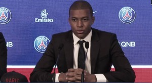 """PSG, la presentazione di Mbappé: """"A Maggio volevo restare al Monaco, poi..."""""""