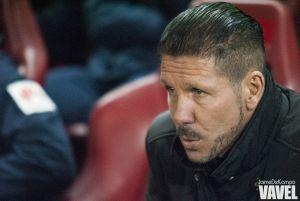 """Simeone: """"Es una derrota importante porque hacia un año que no perdíamos en casa"""""""