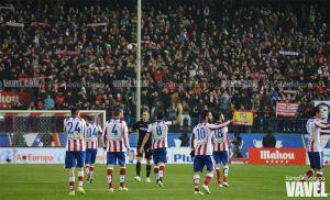 El Vicente Calderón se hace fuerte