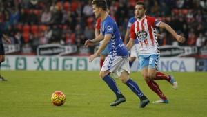 Lugo y Real Oviedo empatan en un partido loco