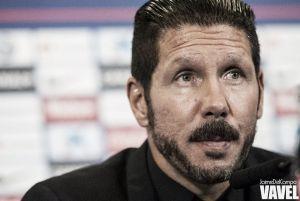 """Simeone: """"Nuestro campeonato es contra el Valencia y el Sevilla"""""""