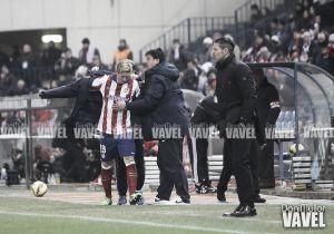 Simeone dosifica a Fernando Torres