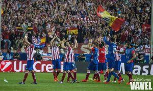 El Atlético de Madrid jugará 5 partidos en 11 días