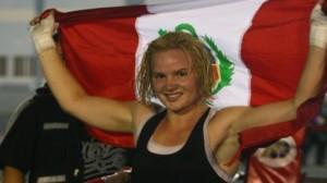 UFC: Valentina Shevchenko llega al octagonal de UFC