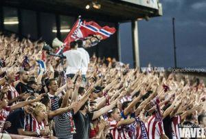 Medidas especiales de seguridad para evitar simbología del Frente Atlético