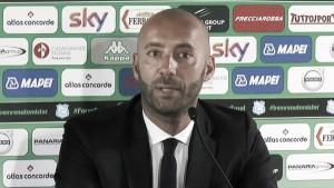 Sassuolo, Bucchi presenta la sfida al Torino in conferenza stampa
