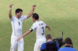 Duelo de uruguayos en el Camp Nou