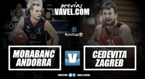 Previa MoraBanc Andorra - Cedevita Zagreb: ahora o nunca