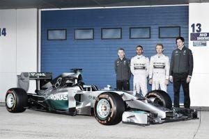 Mercedes: os Flechas de Prata voaram sem concorrência à altura em 2014