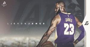 LeBron James es el favorito para quedarse con el MVP de la temporada 2018/19