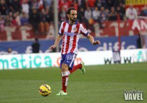 """Juanfran: """"Para mí, el Atleti es el más grande de España y de Europa"""""""