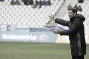 """Fernando Hierro: """"Da igual quién venga, hay que competir"""""""