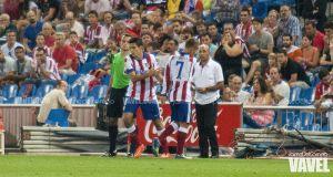 Raúl Jiménez y Griezmann, titulares contra el Celta