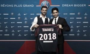 Paris Saint-Germain - Ufficiale il rinnovo di Thiago Motta fino al 2018