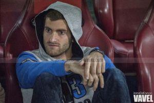 Leo Baptistao no jugará contra el Atlético de Madrid