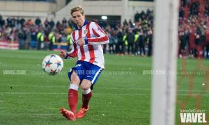 """Fernando Torres: """"Tenía ganas de vivir una noche así en el Calderón"""""""