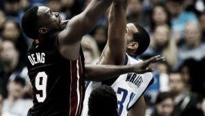 I nuovi Heat non rimpiangono LeBron, espugnata Dallas 105-96
