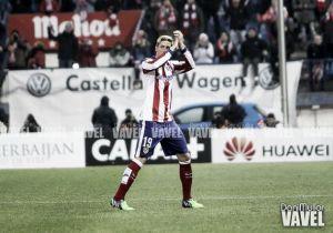 Fernando Torres alcanza los 250 partidos con el Atlético de Madrid